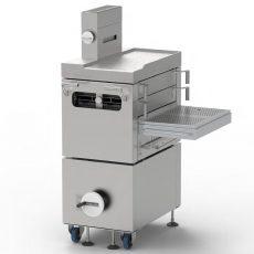 X-OVEN - burger-machine